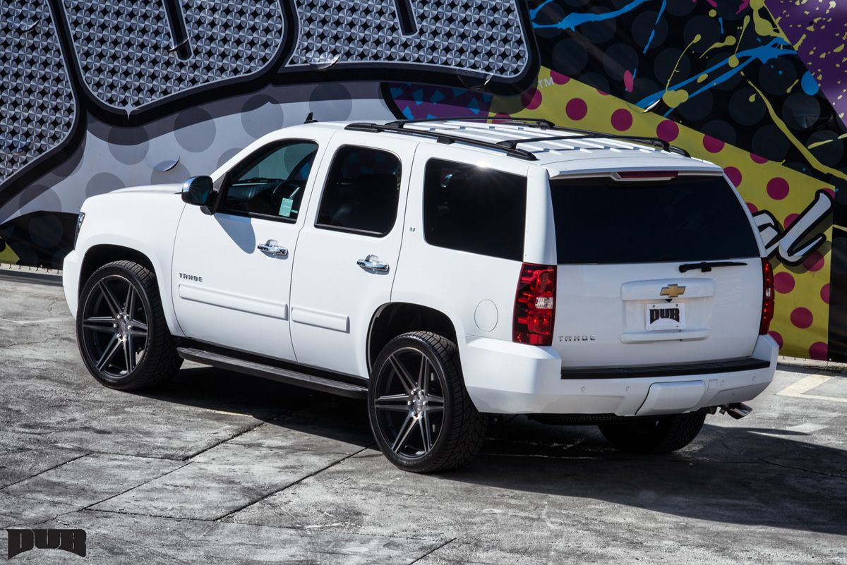 The chevrolet tahoe is the classic american suv inspiration it has a more