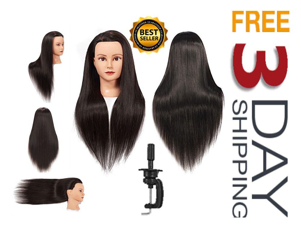 "2628""Mannequin Head Hair Training Manikin Cosmetology"