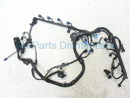 Buy 150 2015 Honda Civic Engine Wire Harness Mt 32110 Rx0 A00 32110rx0a00 102653 1 Replacement 2015 Honda Civic Honda Civic Engine Honda Civic