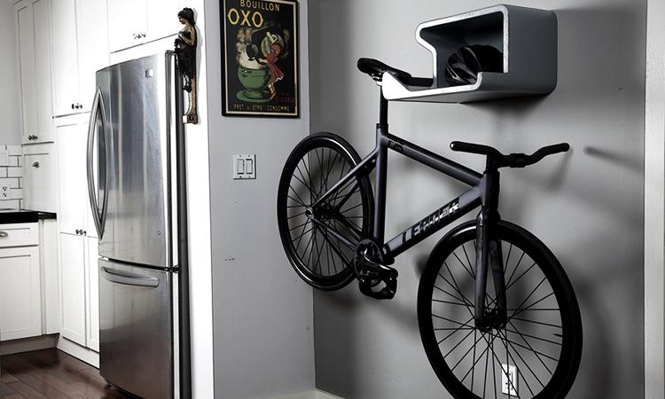 bicycle wall mount bike