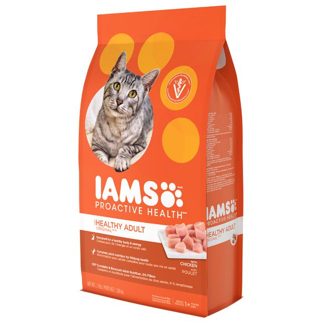 Free Iams Proactive Health Cat Food Dry Cat Food Cat Food Cat