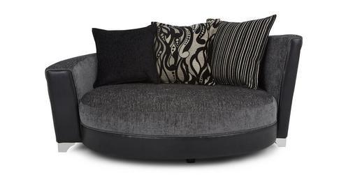 Helix Cuddler Sofa Helix Dfs Cuddler Sofa Round Sofa Round