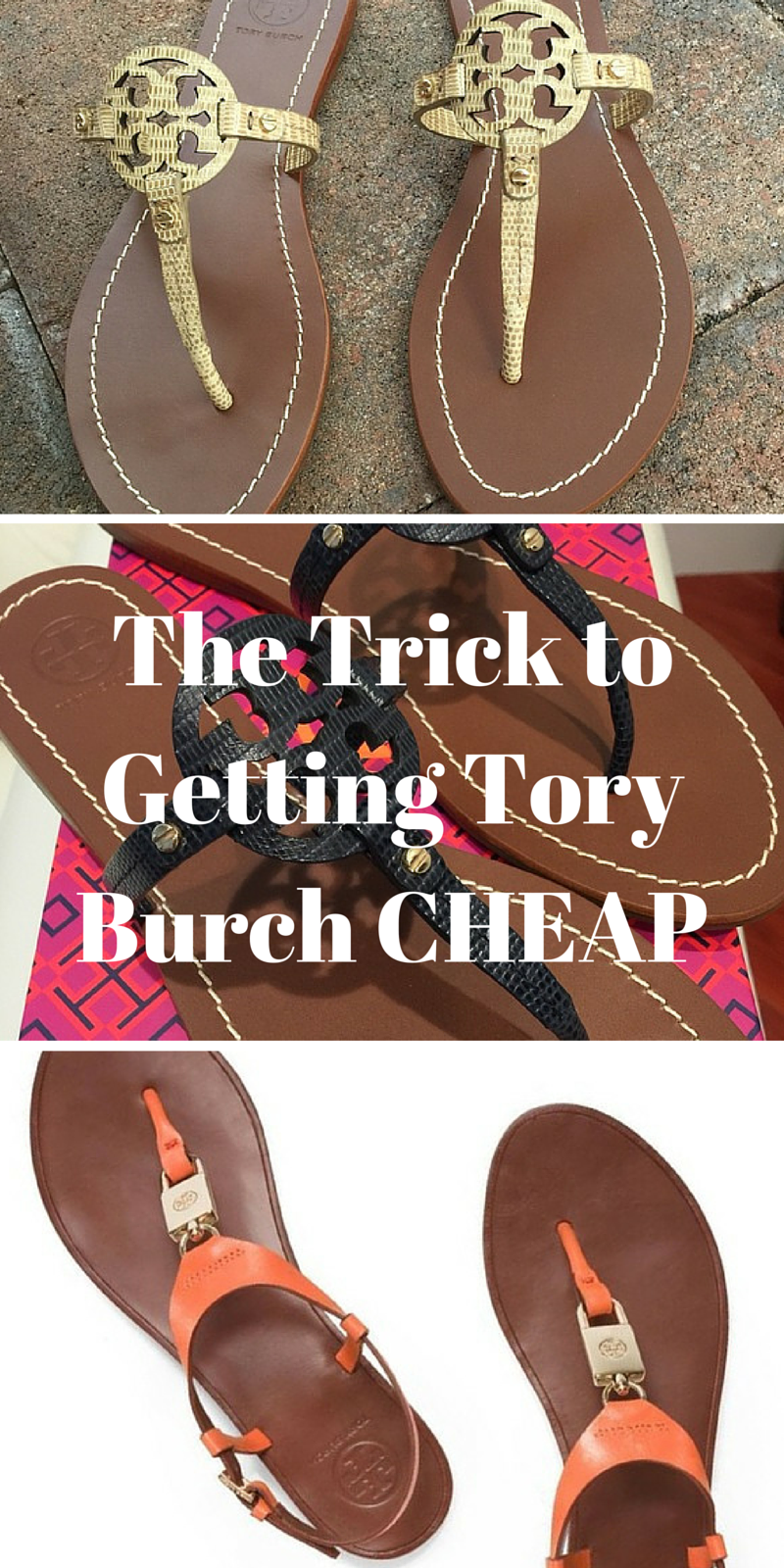 Tory Burch Sandals on Poshmark