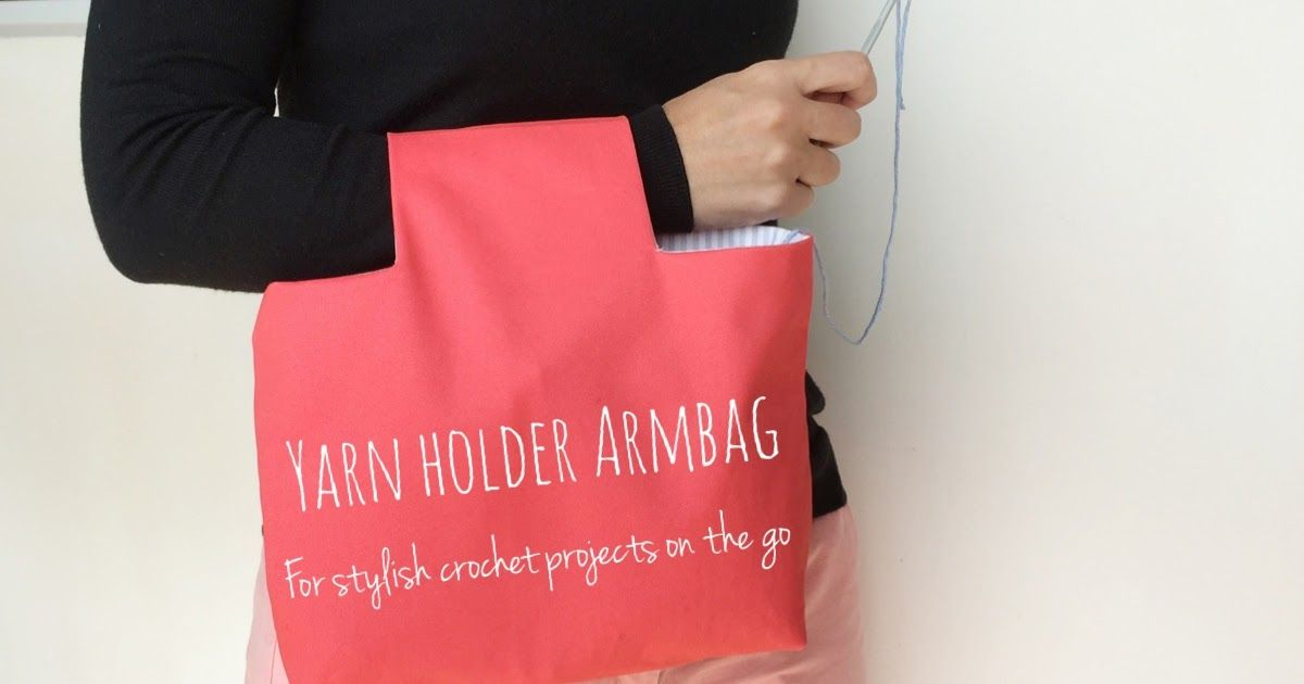 DIY: Yarn Holder Armbag - Petit Bout de Chou