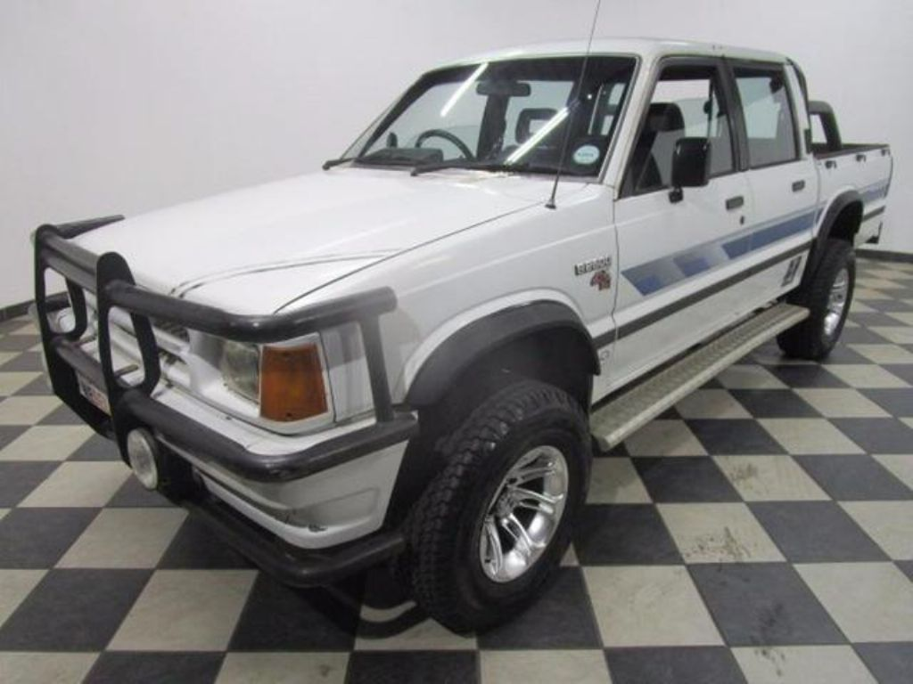 B2600 4x4 1992 Mazda B2600i Double Cab Used Cars 1024x768