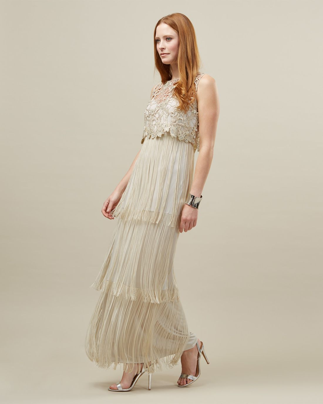 Phase Eight Lucille Fringe Dress. £199 (reduced from £295). Gorgeous ...