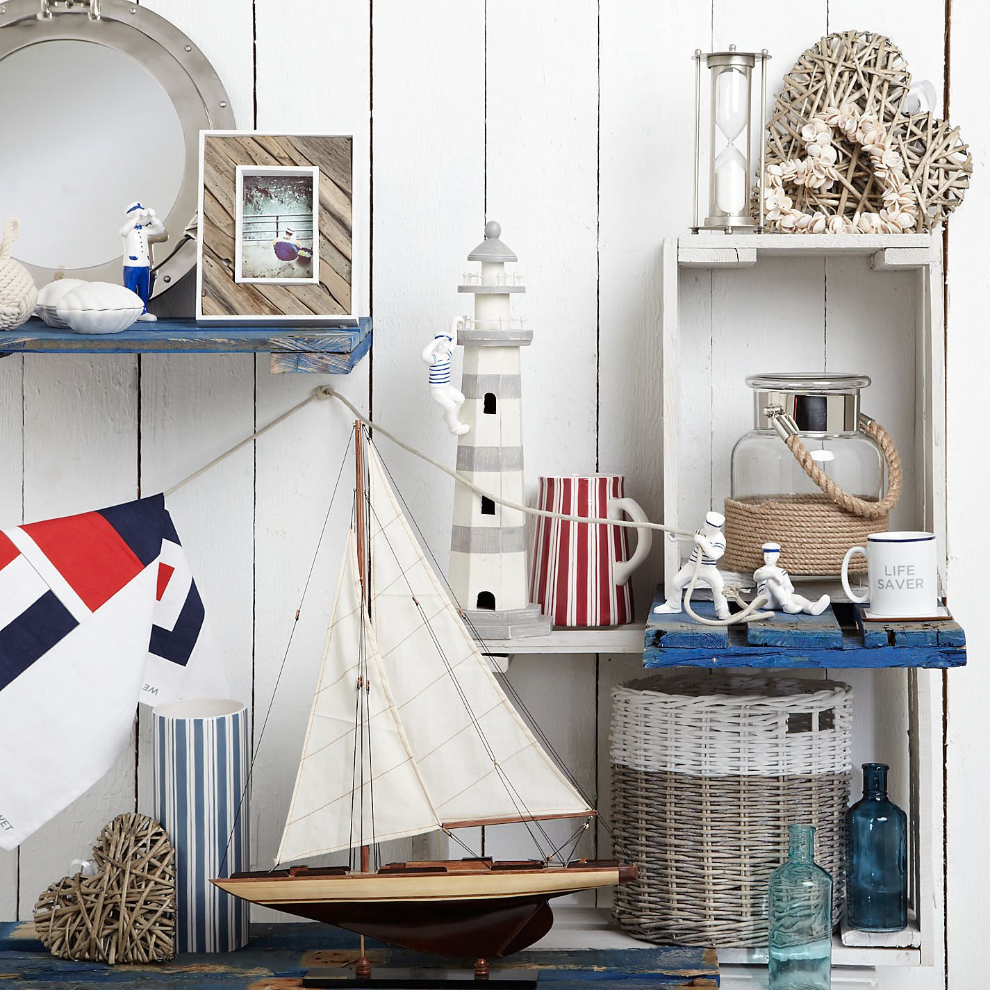 diy decorations watch to how a nautical decor party youtube