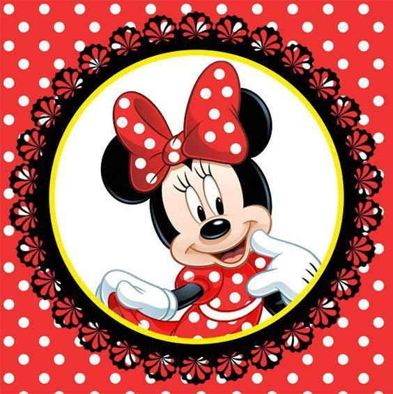 1 INSTANT DOWNLOAD iron on Minnie Mouse Fabric transfer | ETSY, EBAY ...