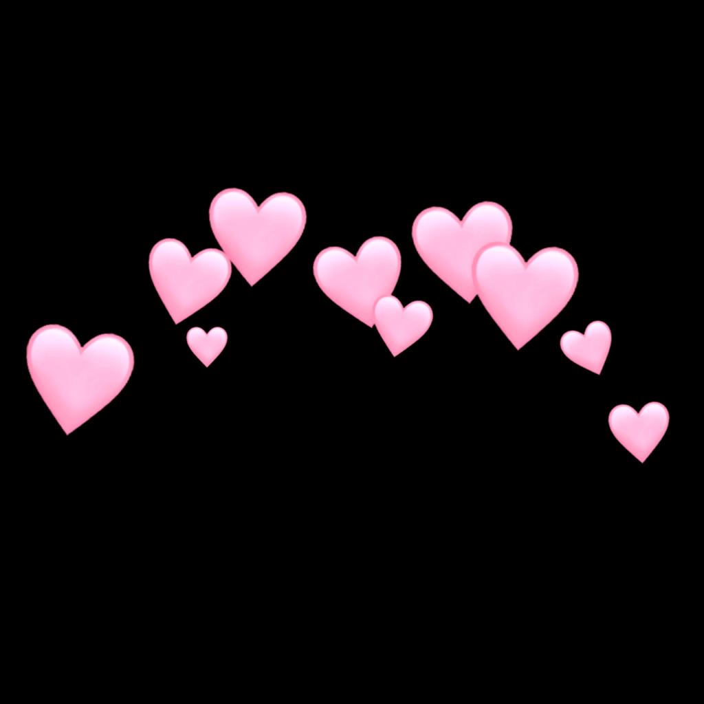 Blueheart Bluehearts Crown Crownhearts Heartscrown Love Pink Heart Emoji Unicorn Wallpaper Cute Heart Crown