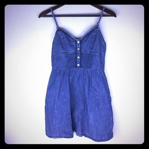 FOREVER 21 Denim Dress Size M. Check it out! Price: $18 Size: M