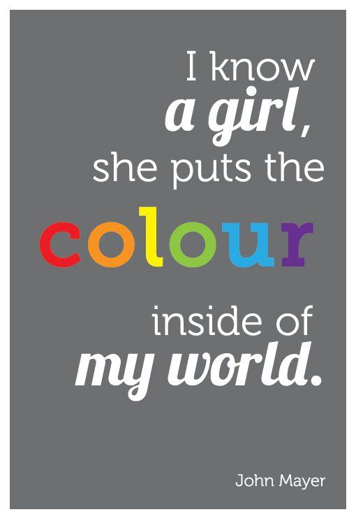 Daughters -John Mayer