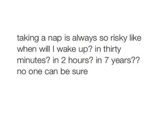 Adult Naps.