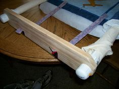 Home made quilting frame, very clever, something to try! | diy ... : homemade quilting frame - Adamdwight.com