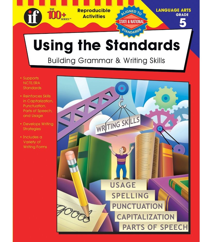 #CDWishList Using the Standards Resource Book - Carson Dellosa Publishing Education Supplies