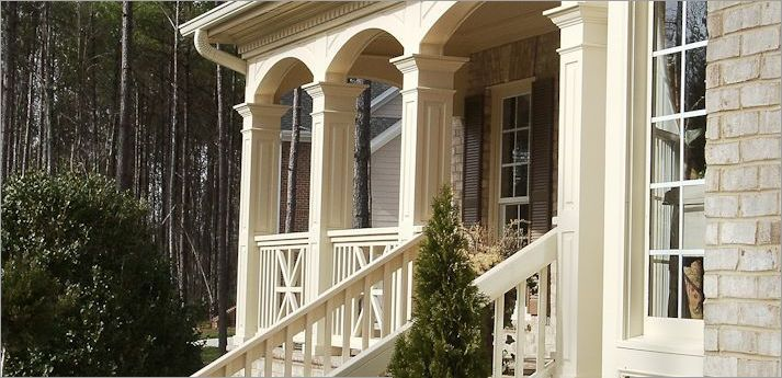 Outstanding Architectural Columns!