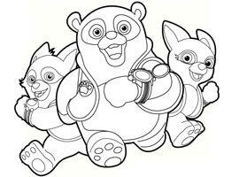 Disney Junior Print And Colour Special Agent Oso Disney Coloring Pages Coloring Books Disney Junior
