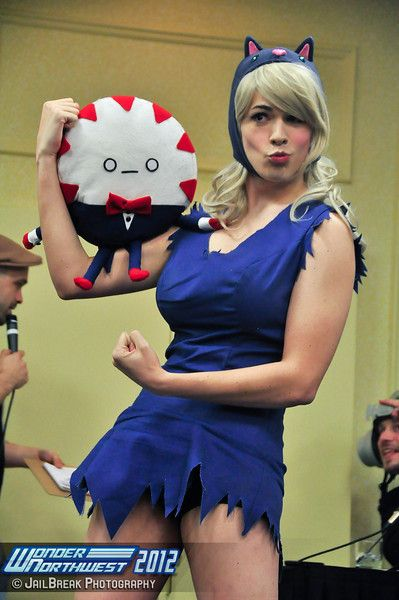 felt cosplay susan strong from adventure time twilfitt