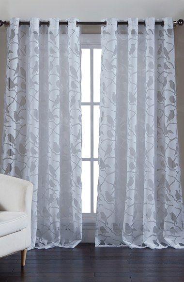 Nice Kensie U0027Jayeu0027 Sheer Window Panel Available At #Nordstrom