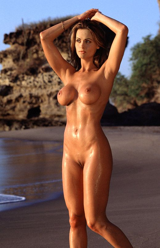 Karen mcdougal hard body naked photo