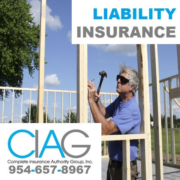 954 657 8967 General Liability Insurance In Lauderdale By The Sea