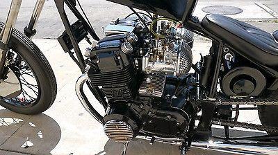 Honda-CB750-Weber-or-Dellorto-Intake-Manifold-CB-750-Cafe