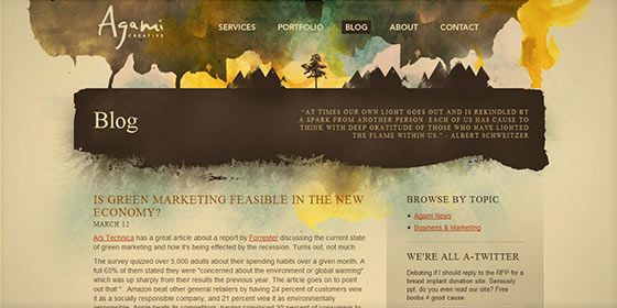 good web typography 10 - Great Website Design Ideas