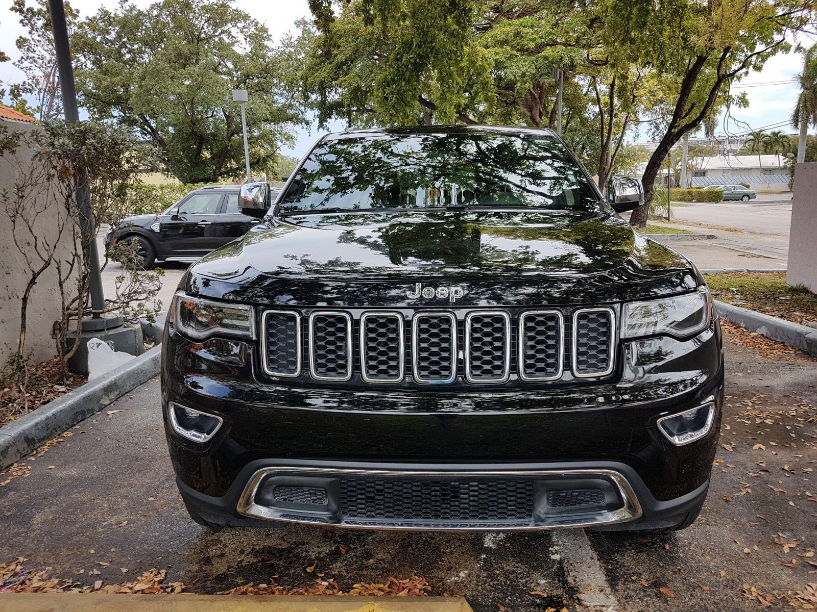 Ebay 2018 Jeep Grand Cherokee Limited Luxury Group 2 2hb Fully