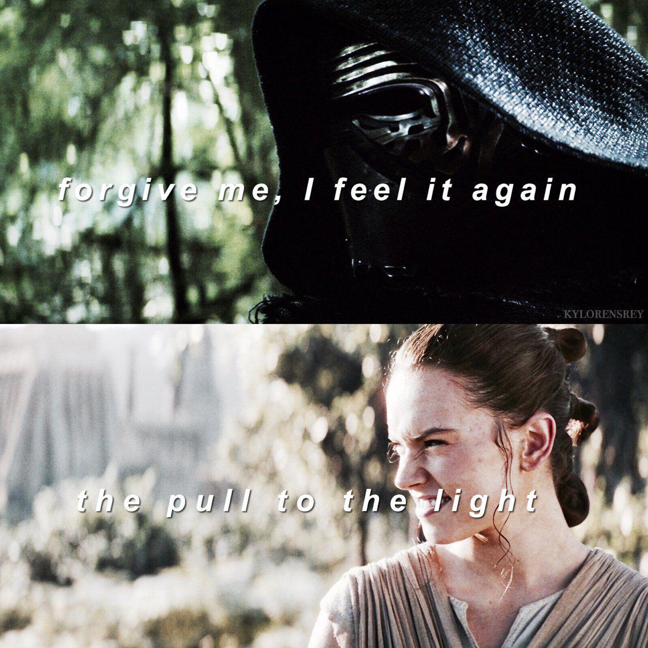 Rey & Kylo Ren | Star Wars