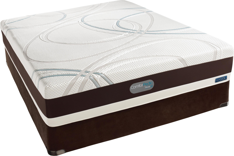 Simmons Memory Foam Mattress Mattress, Pillow top
