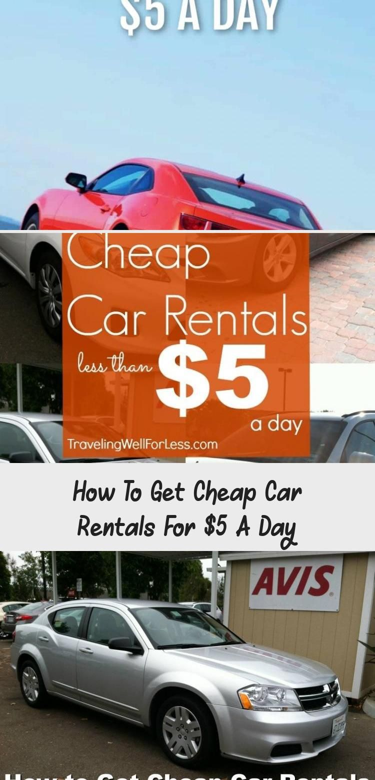 Time For A Road Trip Did You Know You Can Score Cheap Car Rentals