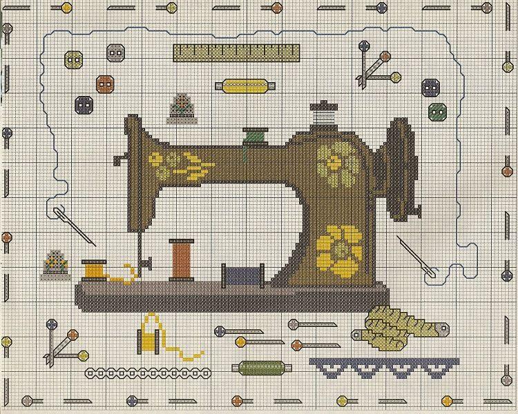 Gallery.ru / Фото #16 - швейные машинки - irisha-ira