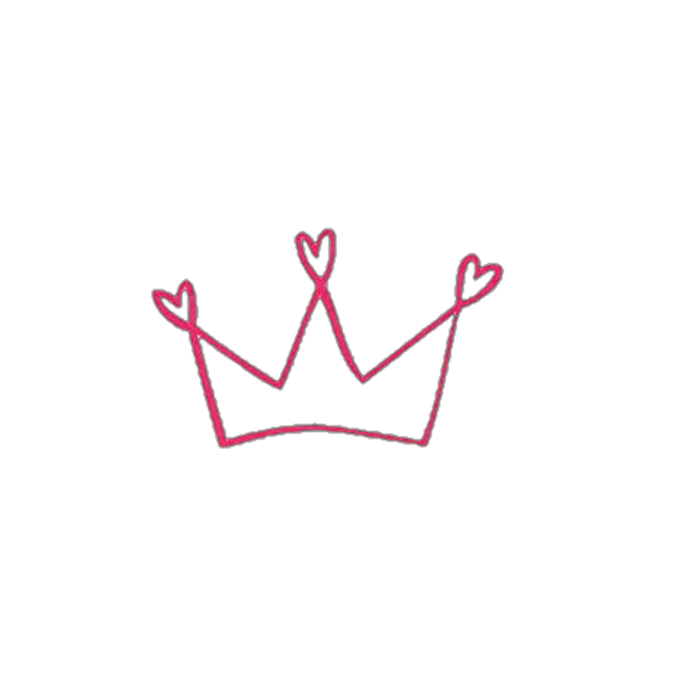 Freetoedit Crown Tumblr Hearts Love Aesthetic Remixit Crown Aesthetic Crown Tumblr Free Clip Art