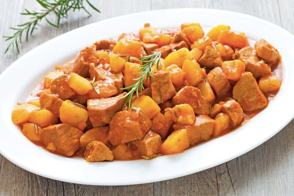 Photo of Veal stew with potatoes recipe