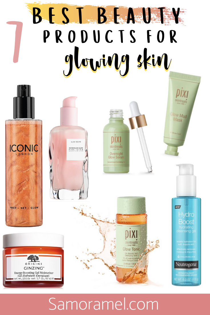 Want To Know My Top 7 Favorite Skin Care Products That Results In Radiant And Healthy Looking Skin In 2020 Top Skin Care Products Favorite Skincare Products Skin Care