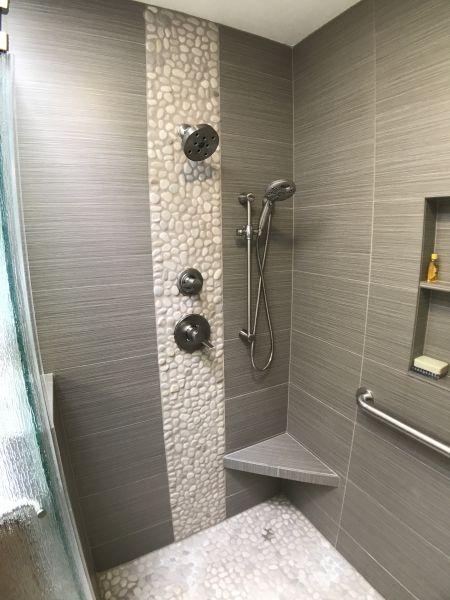 Opening Up A Cramped Bathroom In Portland Or Devine Bath Simple Bathroom Remodeling Portland Oregon Decorating Inspiration