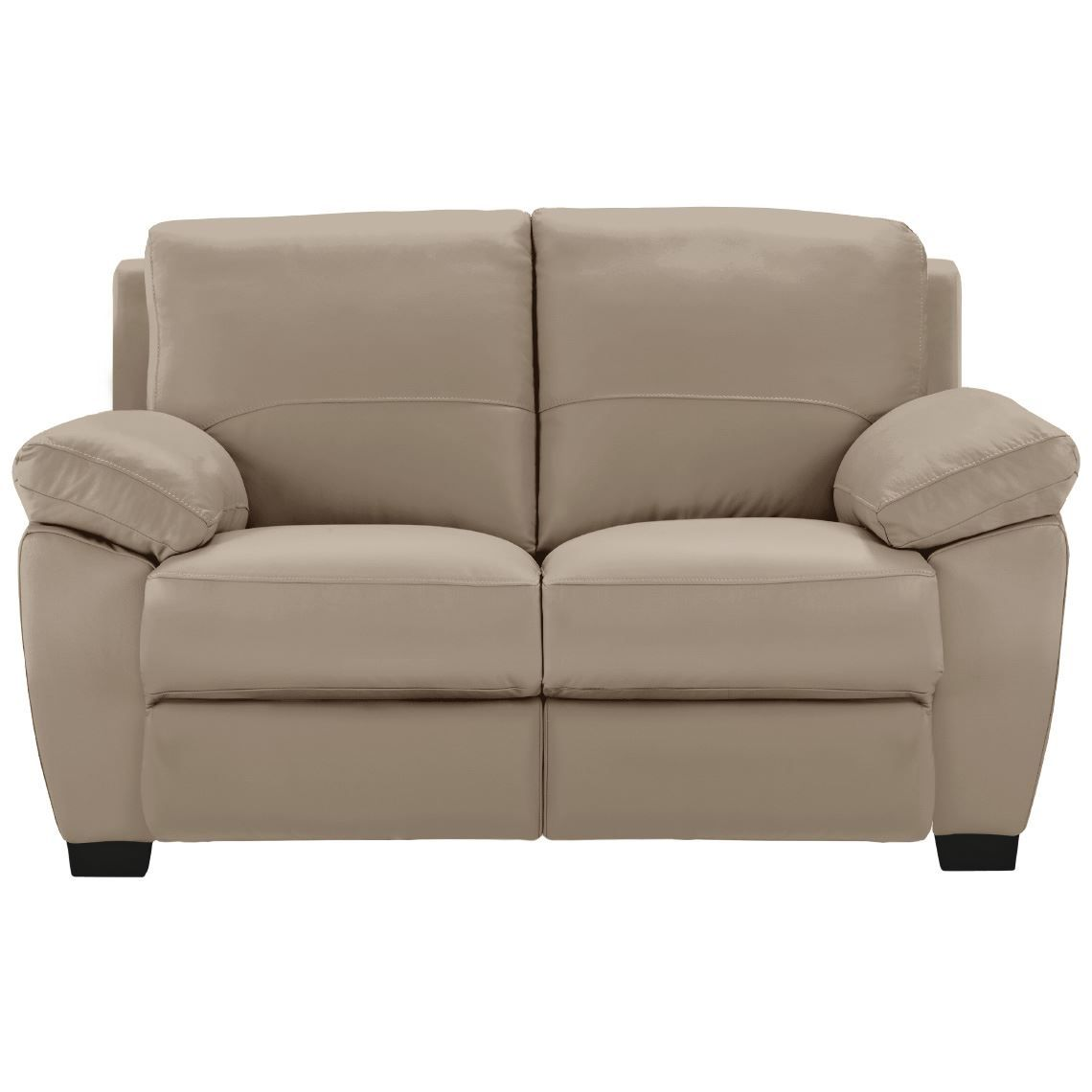 Seat Leather Electric Recliner Sofa