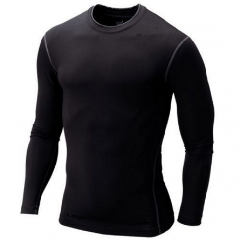Performance Underwear/Running Fitness Yoga Cool Feeling/Quick Dry UV - Genuine Sports Apparel Mens Compression Shirt