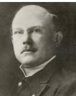 Elias St Elmo Lewis, inventor of the sales funnel method of marketing, 1898.