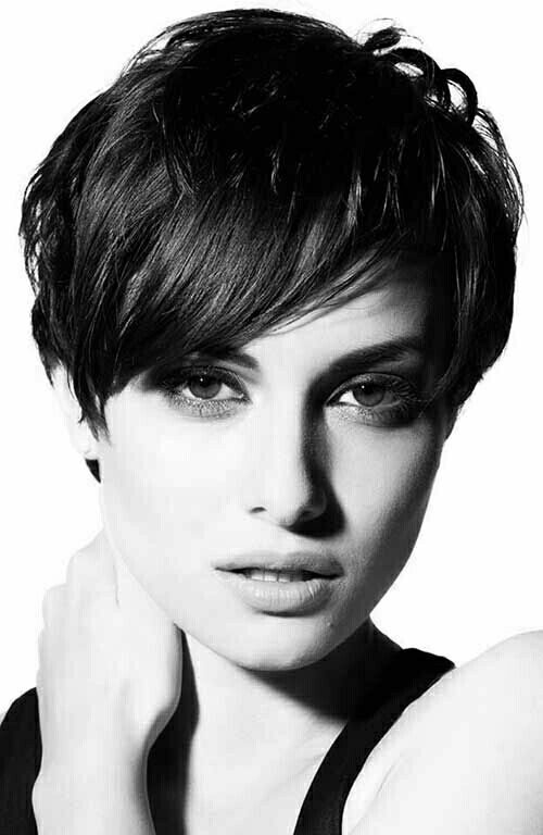Gorgeous And Diffe Long Pixie Cuts Fashion