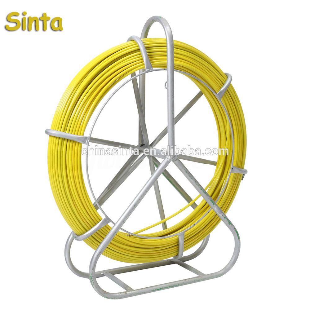 Pulling cable Fiberglass Underground Fiberglass Duct Rodder | cable ...