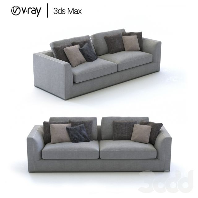 B\B Collection Sofa 01 3ddd Pinterest Collection