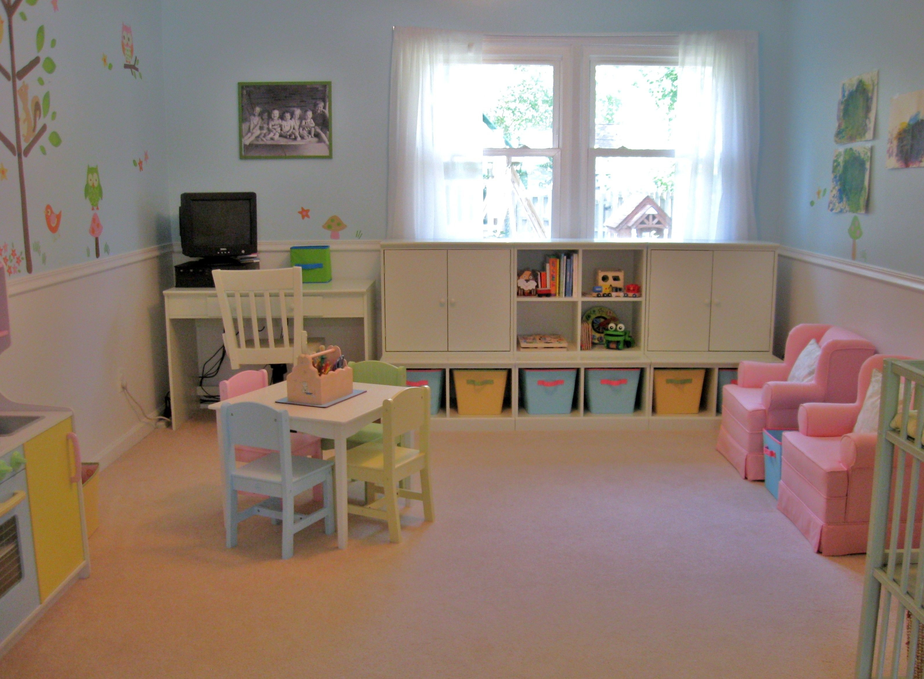 small play room ideals | Project Home Organization: A Playroom ...