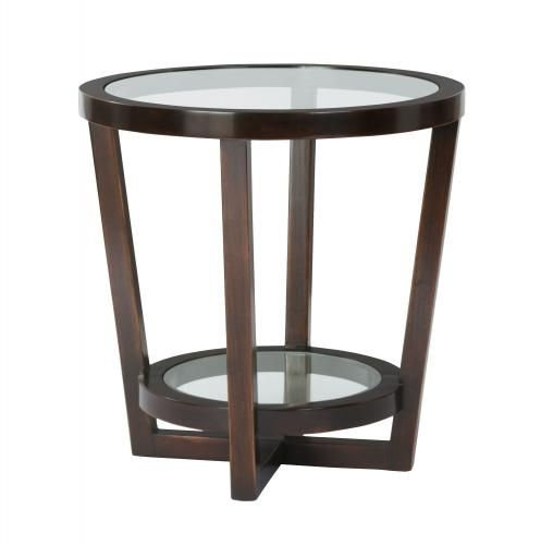 507-123 Zola Round End Table