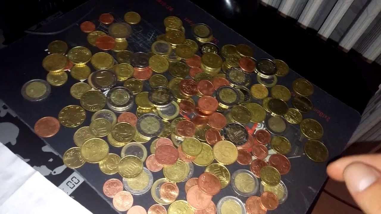 Nettoyer Les Pieces De Monnaie Facilement Piece De Monnaie Nettoyant Monnaie