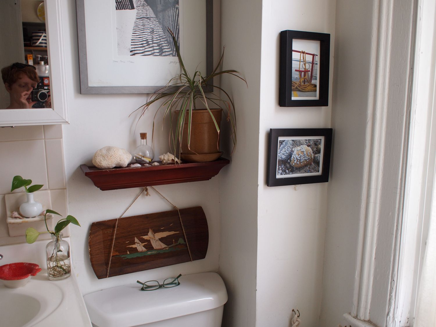 Ordinaire Bathroom Decor Nautical