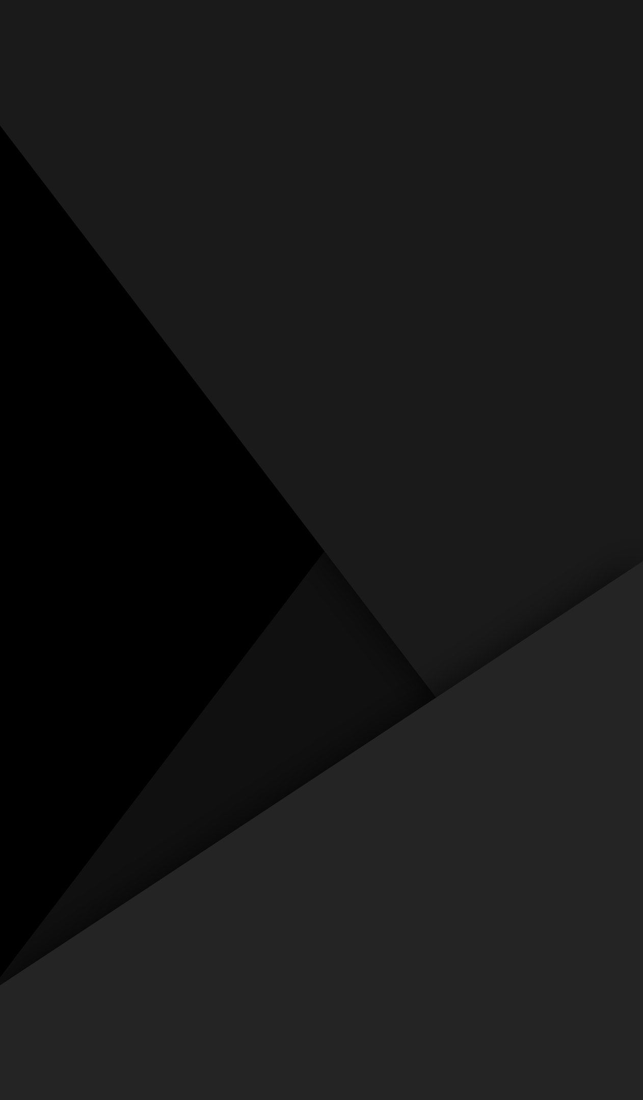 Black Amoled Material Design Wallpaper Black And White Pinterest