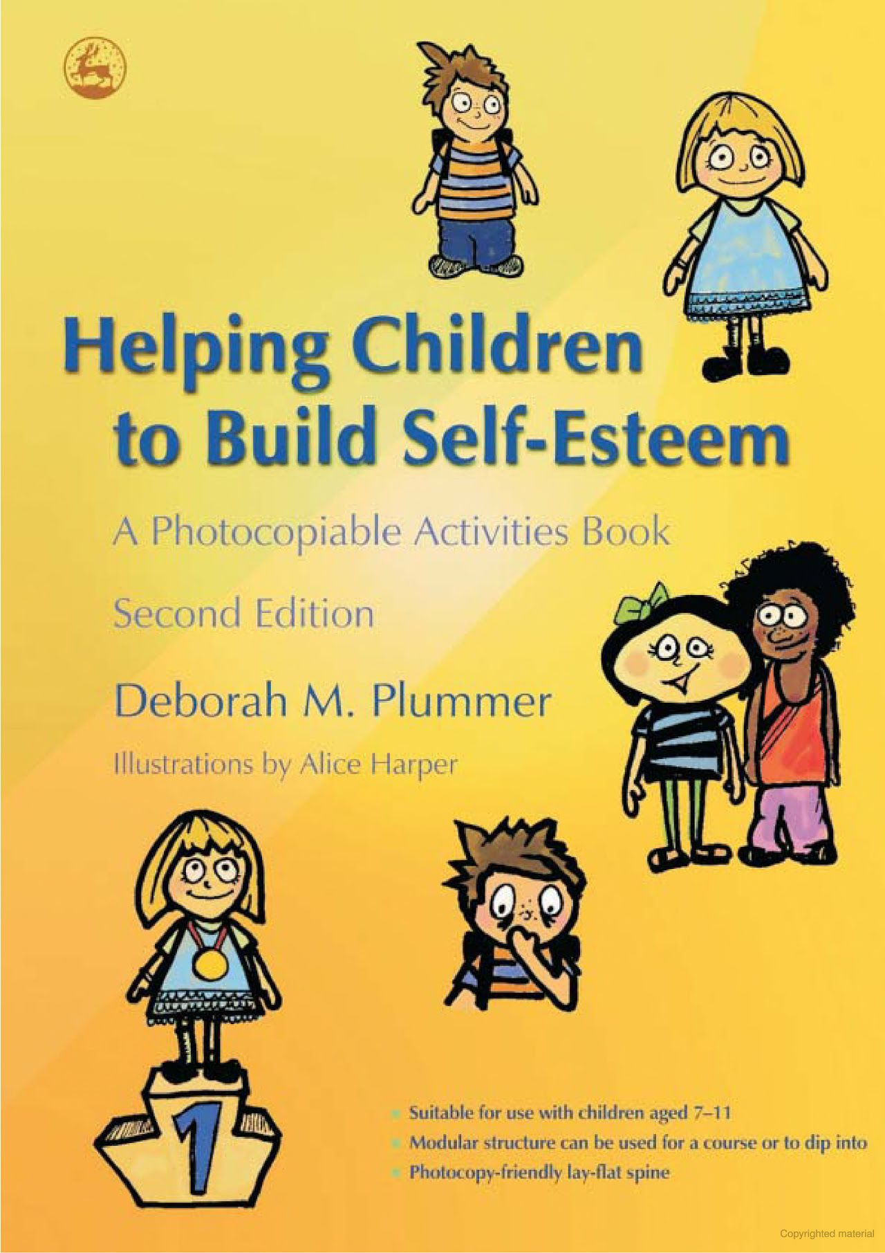 Helping Children To Build Self Esteem A Photocopiable