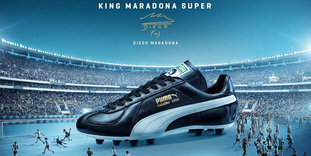 King Maradona FútbolBotas Botines Zapatos SuperTacos De Puma clJTF3K1