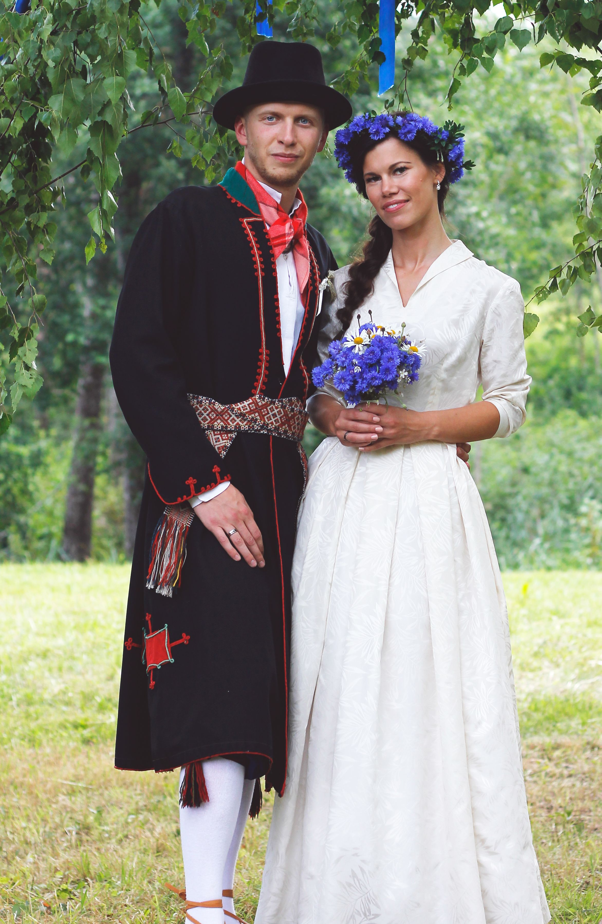 A Traditional Estonian Wedding My Own