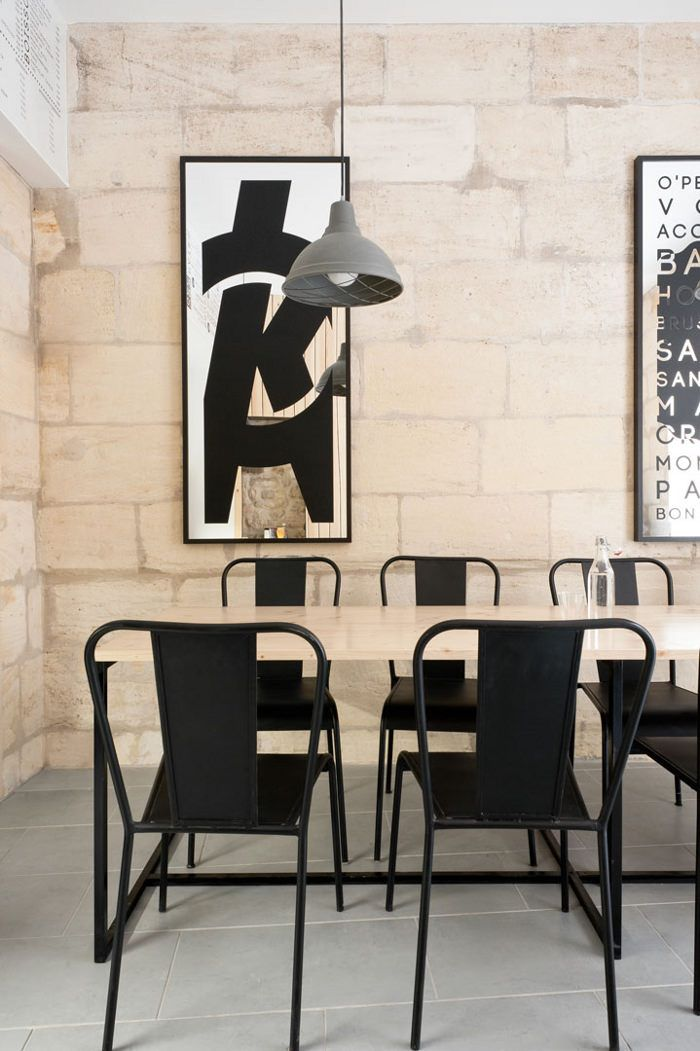 restaurant bordeaux o petit en k par le studio hekla restaurants studio and restaurant design. Black Bedroom Furniture Sets. Home Design Ideas